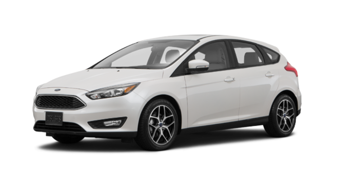 2017 Ford Focus Hatchback SEL | Photo 6 | Oxford White
