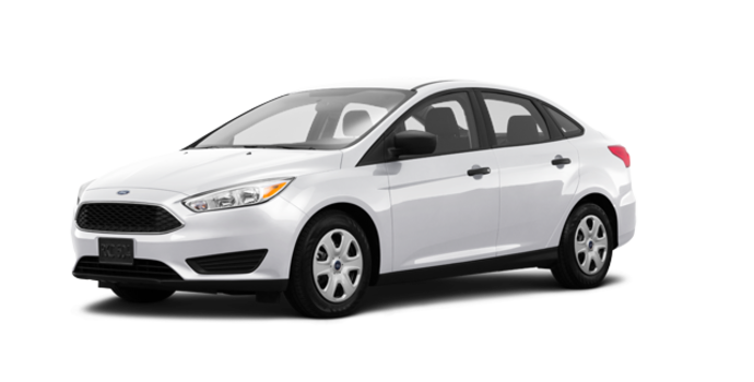 2017 Ford Focus Sedan S | Photo 6 | Oxford White