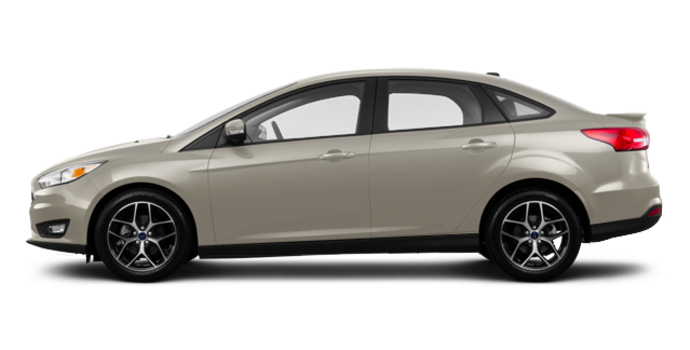 2017 Ford Focus Sedan SE | Photo 4 | White Gold