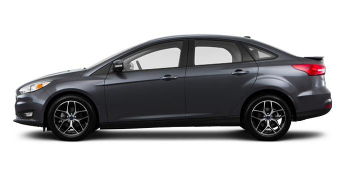 2017 Ford Focus Sedan SE | Photo 4 | Magnetic Metallic