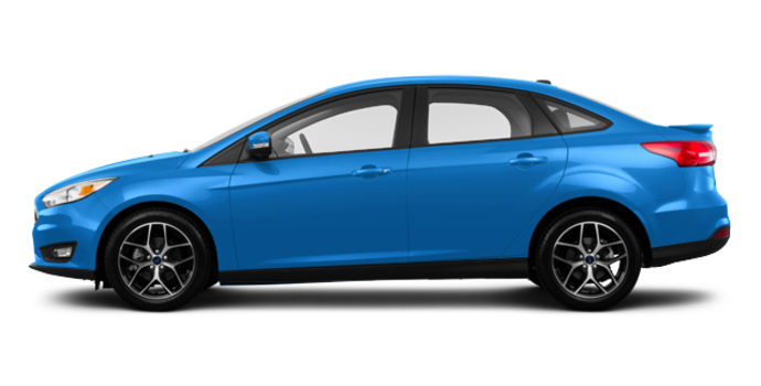 2017 Ford Focus Sedan SE | Photo 4 | Blue Candy Metallic
