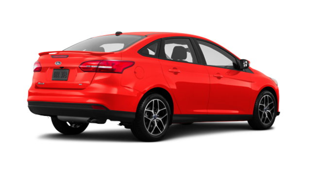 2017 Ford Focus Sedan SE | Photo 5 | Race Red