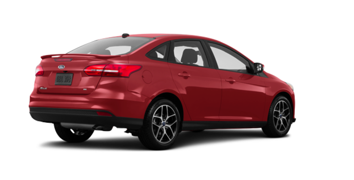 2017 Ford Focus Sedan SE | Photo 5 | Ruby Red Metallic