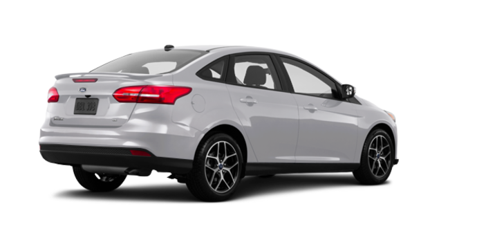 2017 Ford Focus Sedan SE | Photo 5 | Ingot Silver Metallic