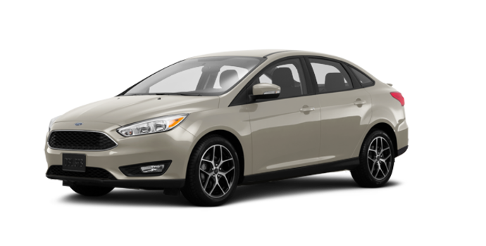 2017 Ford Focus Sedan SE | Photo 6 | White Gold