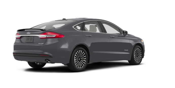 2017 Ford Fusion Hybrid PLATINUM | Photo 5 | Magnetic