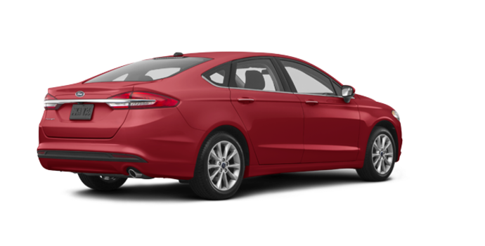 2017 Ford Fusion S | Photo 5 | Ruby Red