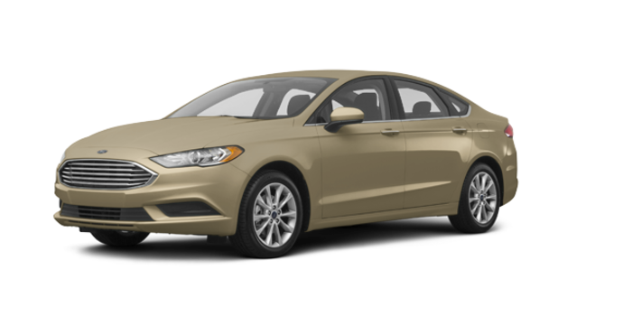 2017 Ford Fusion S | Photo 6 | White Gold