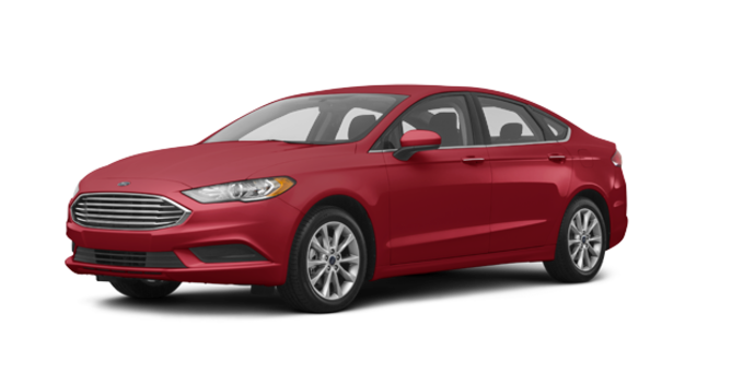 2017 Ford Fusion S | Photo 6 | Ruby Red