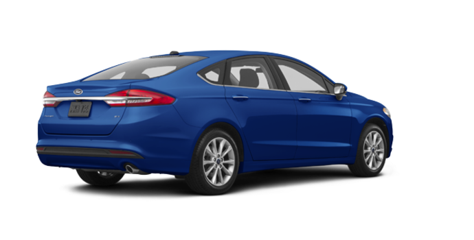 2017 Ford Fusion SE | Photo 5 | Lightning Blue