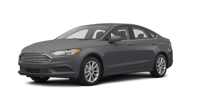 2017 Ford Fusion SE | Photo 6 | Magnetic