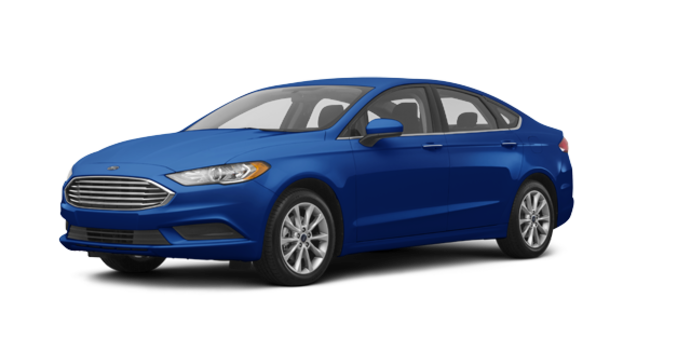 2017 Ford Fusion SE | Photo 6 | Lightning Blue