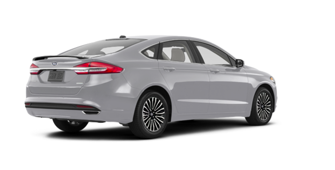 2017 Ford Fusion TITANIUM | Photo 5 | Ingot Silver