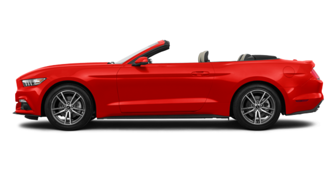 2017 Ford Mustang Convertible EcoBoost Premium | Photo 4 | Race Red