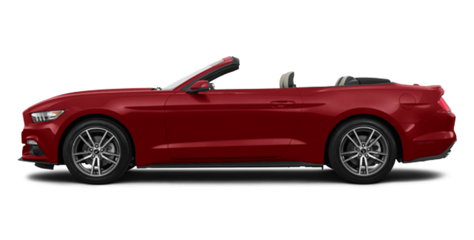 2017 Ford Mustang Convertible EcoBoost Premium | Photo 4 | Ruby Red