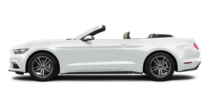 2017 Ford Mustang Convertible EcoBoost Premium | Photo 4 | Oxford White