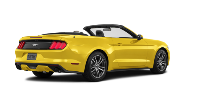2017 Ford Mustang Convertible EcoBoost Premium | Photo 5 | Triple Yellow