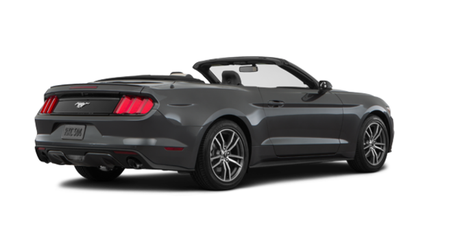 2017 Ford Mustang Convertible EcoBoost Premium | Photo 5 | Magnetic
