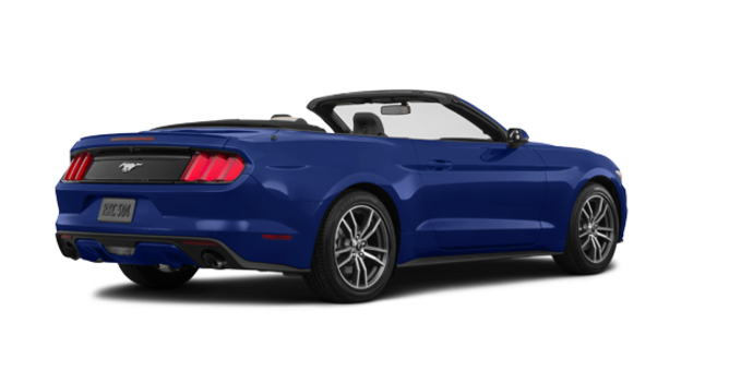 2017 Ford Mustang Convertible EcoBoost Premium | Photo 5 | Lightning Blue