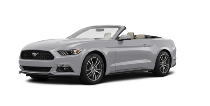 2017 Ford Mustang Convertible EcoBoost Premium | Photo 6 | Ingot Silver