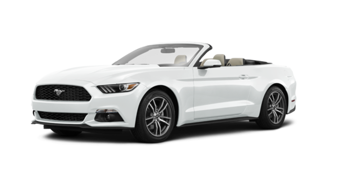 2017 Ford Mustang Convertible EcoBoost Premium | Photo 6 | Oxford White