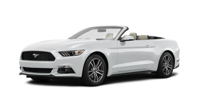 2017 Ford Mustang Convertible EcoBoost Premium | Photo 6 | White Platinum