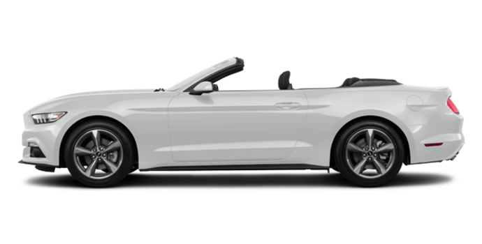 2017 Ford Mustang Convertible V6 | Photo 4 | White Platinum