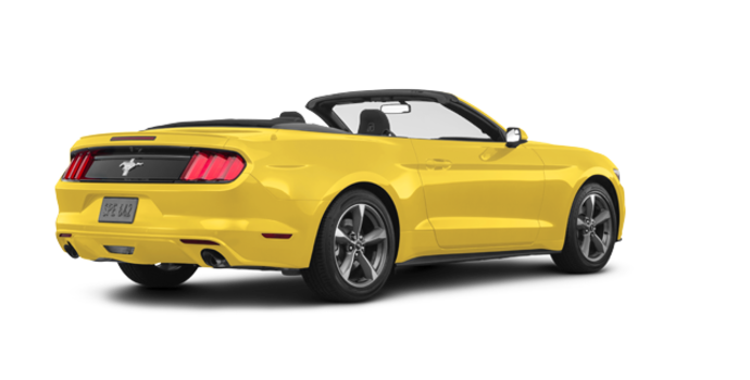 2017 Ford Mustang Convertible V6 | Photo 5 | Triple Yellow