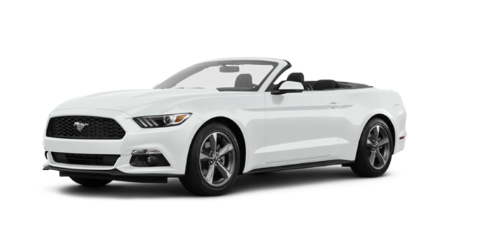 2017 Ford Mustang Convertible V6 | Photo 6 | Oxford White