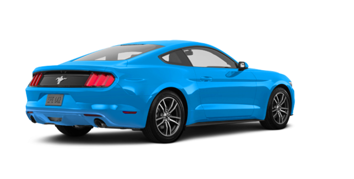 2017 Ford Mustang EcoBoost | Photo 5 | Grabber Blue