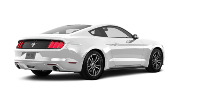 2017 Ford Mustang EcoBoost | Photo 5 | White Platinum