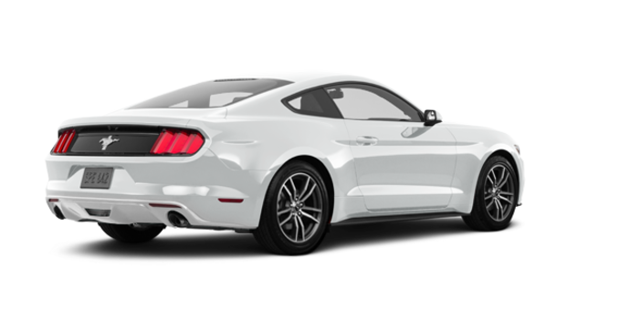 2017 Ford Mustang EcoBoost | Photo 5 | Oxford White