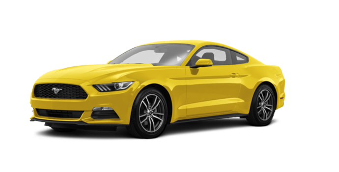 2017 Ford Mustang EcoBoost | Photo 6 | Triple Yellow