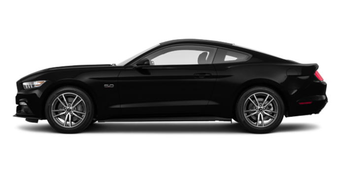 2017 Ford Mustang GT | Photo 4 | Shadow Black
