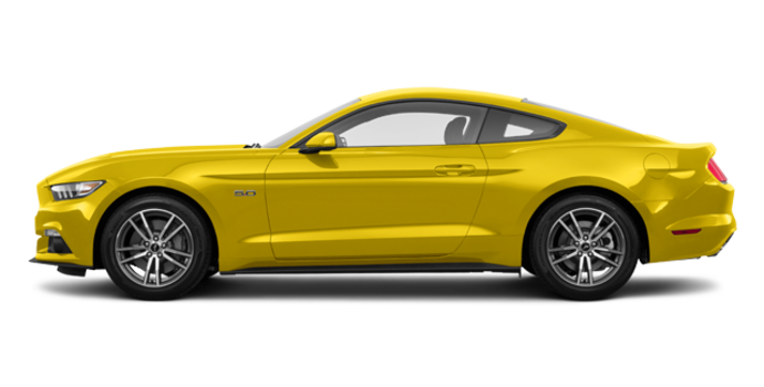 2017 Ford Mustang GT | Photo 4 | Triple Yellow