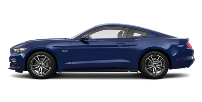 2017 Ford Mustang GT | Photo 4 | Lightning Blue