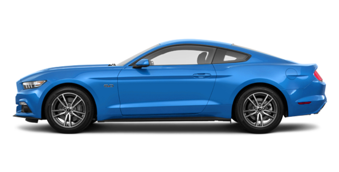 2017 Ford Mustang GT | Photo 4 | Grabber Blue