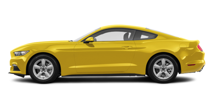 2017 Ford Mustang V6 | Photo 4 | Triple Yellow