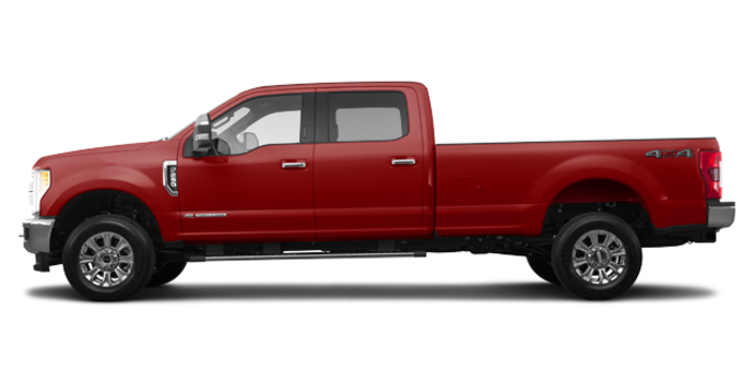 2017 Ford Super Duty F-250 KING RANCH | Photo 4 | Ruby Red