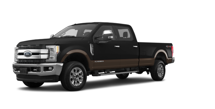 2017 Ford Super Duty F-250 KING RANCH | Photo 6 | Shadow Black/Caribou
