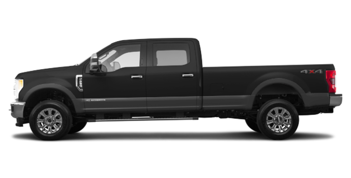 2017 Ford Super Duty F-250 LARIAT | Photo 4 | Shadow Black/Magnetic