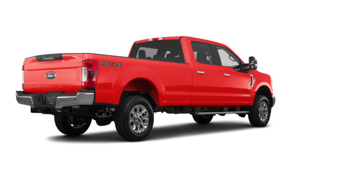 2017 Ford Super Duty F-250 LARIAT | Photo 5 | Race Red