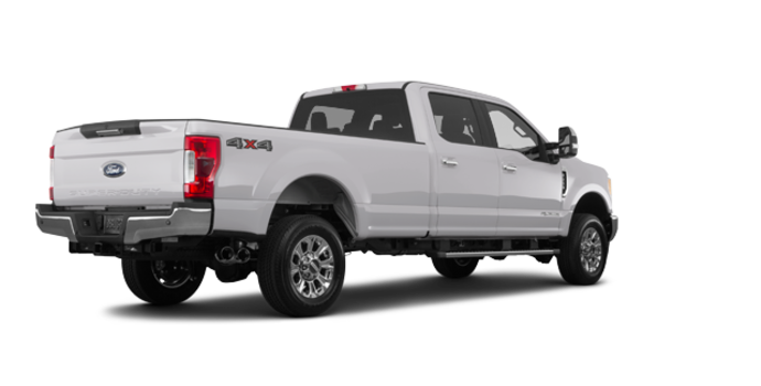 2017 Ford Super Duty F-250 LARIAT | Photo 5 | White Platinum Metallic