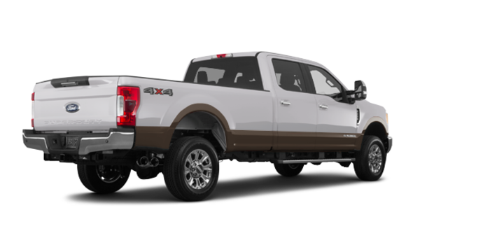 2017 Ford Super Duty F-250 LARIAT | Photo 5 | White Platinum Metallic/Caribou