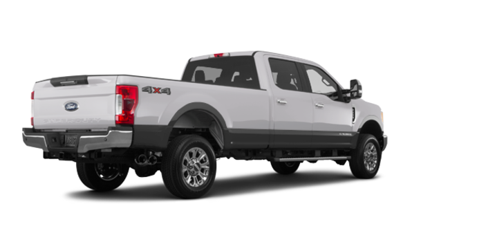 2017 Ford Super Duty F-250 LARIAT | Photo 5 | White Platinum Metallic/Magnetic