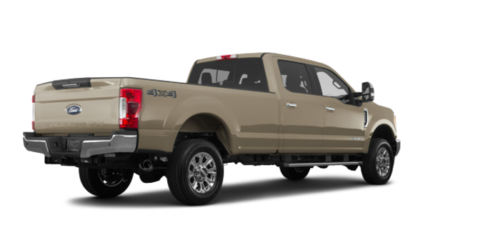 2017 Ford Super Duty F-250 LARIAT | Photo 5 | White Gold Metallic
