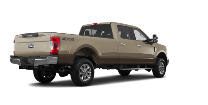 2017 Ford Super Duty F-250 LARIAT | Photo 5 | White Gold Metallic/Caribou