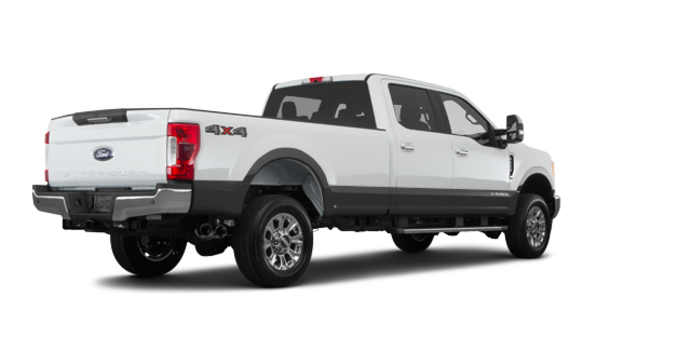 2017 Ford Super Duty F-250 LARIAT | Photo 5 | Oxford White/Magnetic