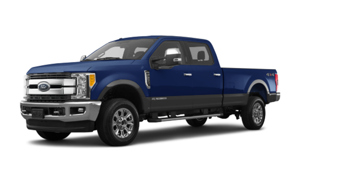 2017 Ford Super Duty F-250 LARIAT | Photo 6 | Blue Jeans Metallic/Magnetic