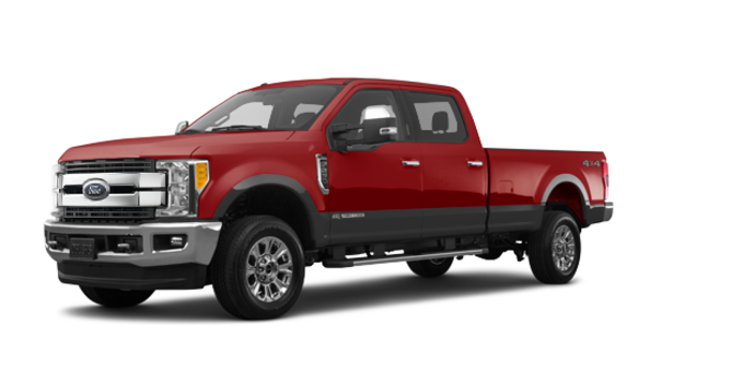 2017 Ford Super Duty F-250 LARIAT | Photo 6 | Ruby Red/Magnetic